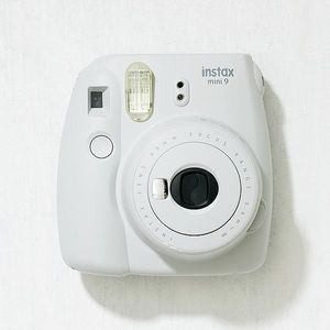 Smokey White Instax Mini 8